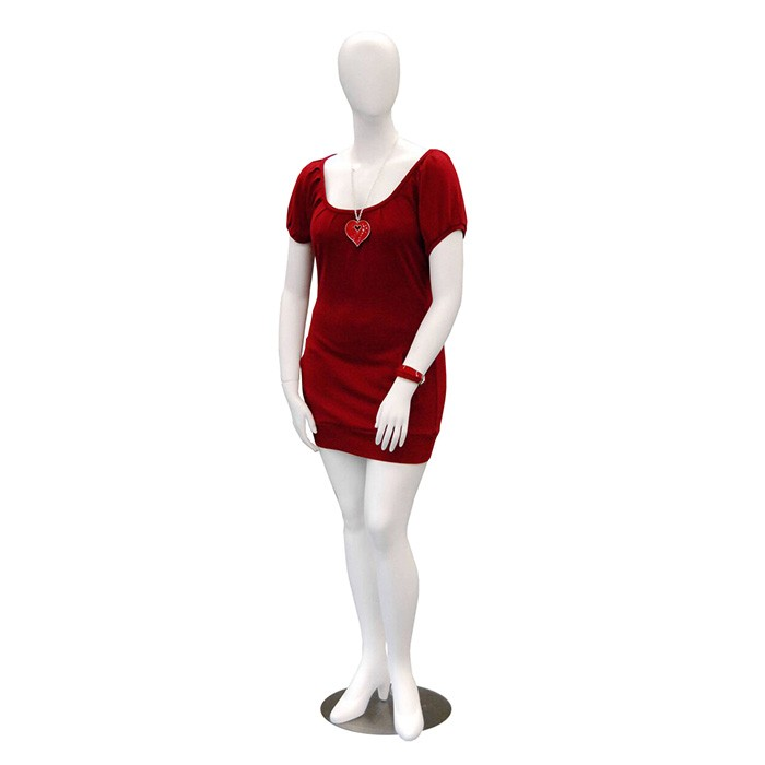 Vision of Tight Fitting Mannequin Spirit