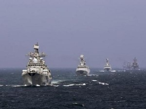 Gog and Magog Watch: China and Russia Navies to Hold First Mediterranean Joint Drills