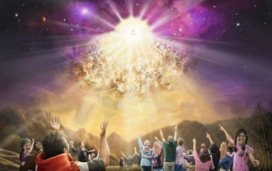 ARISE AND REIGN BRIDE OF CHRIST