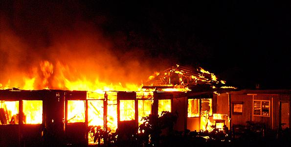 God's Message on Kenyan School Fires