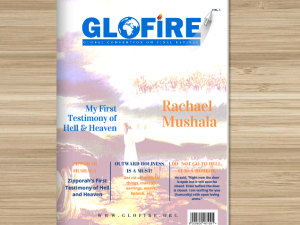Help GLOFIRE Publish A Quarterly Magazine for Free Distribution